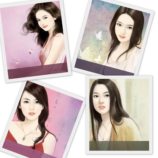 Girl Wallpapers HD LOGO-APP點子