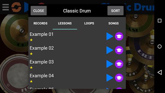 Classic Drum- screenshot thumbnail