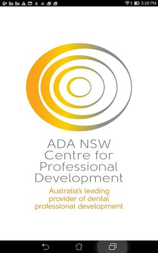ADA NSW CPD