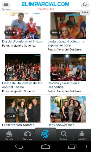 【免費新聞App】El Imparcial-APP點子