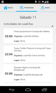 Fiestas de Basauri 2014- screenshot thumbnail