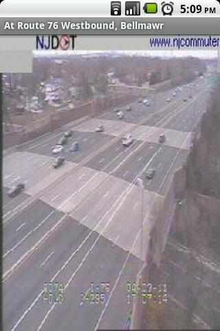 Philly Area Traffic Cameras- screenshot