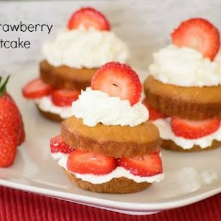 Paleo/Gluten Free Strawberry Shortcake