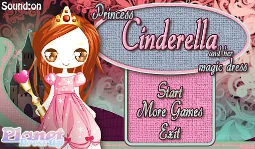 Princess Cinderella - Dress Up