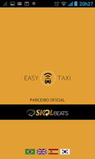 EASY TAXI - VERSÃO DO TAXISTA - screenshot thumbnail