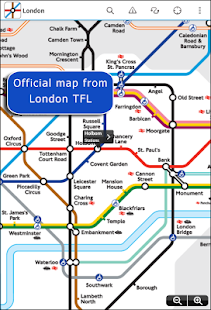 London Underground- screenshot thumbnail