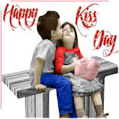 Kiss Day SMS Message & Images