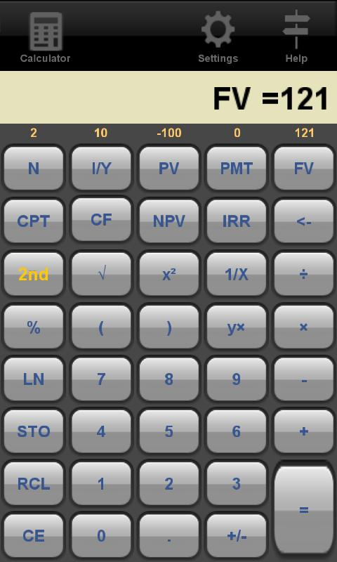 Financial Calculator Online >> Financial Calculator Trial Android Reviews At Android