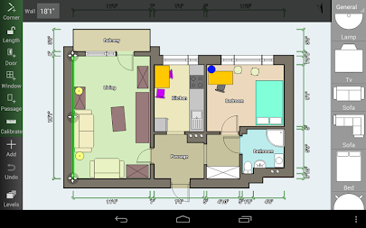 Floor Plan Creator APK screenshot thumbnail 5