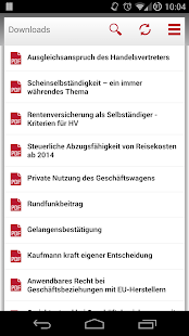 CDH Verband – Miniaturansicht des Screenshots