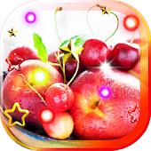 Fresh Fruit live wallpaper