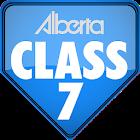 Class 7 Alberta Driving Test icon