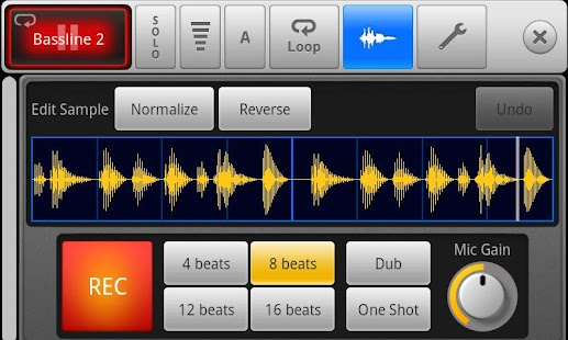 SPC - Music Drum Pad Demo Screenshot 4