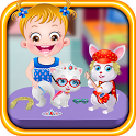 Baby Hazel Pet Party icon
