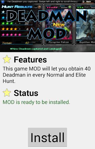 Deadman MOD