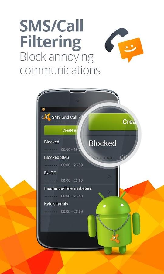 تطبيق أفاست للحماية اندرويد موبايل avast Mobile Security & Antivirus