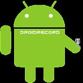 DroidRecord