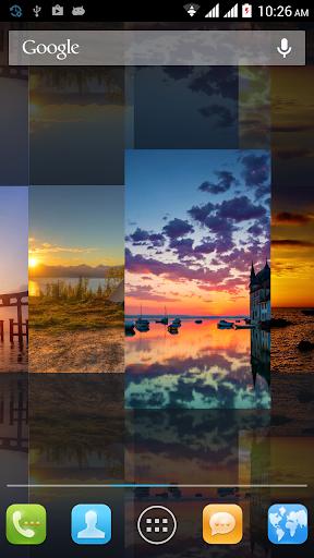 サンセットライブ壁紙|玩攝影App免費|玩APPs