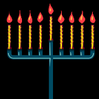 Menorah - Chanukah - ???