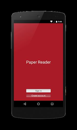Paper Reader