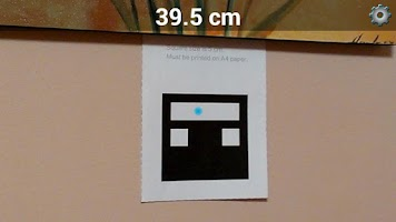 Screenshot of Tape Measure