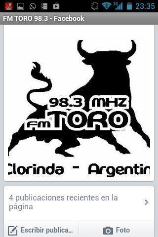 FM TORO 98.3