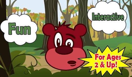 Funny Bear Games For Kids