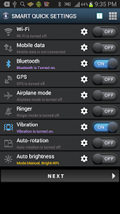 Smart Quick Settings - screenshot thumbnail