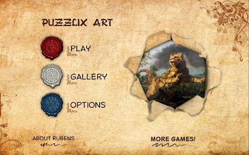Puzzle Puzzlix: Rubens