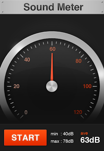【免費工具App】聲級計,噪聲儀,噪聲測量儀器,Sound Meter-APP點子