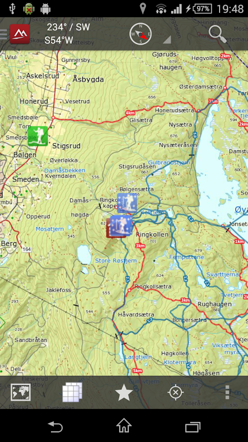 Norway Maps Android Apps On Google Play - Norway map free download