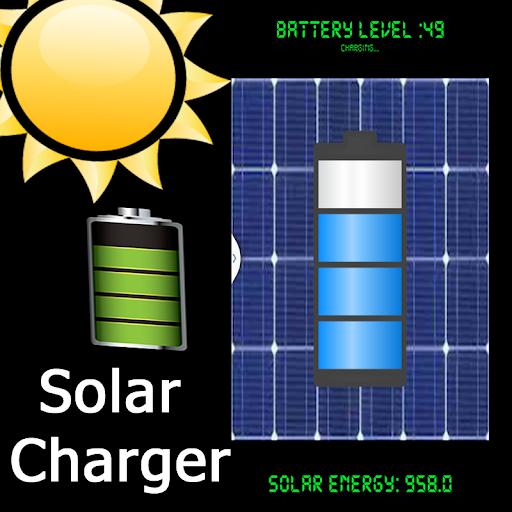 Solar Charger Prank Pro