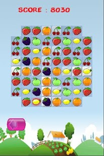 Fruit Match Puzzle App - screenshot thumbnail