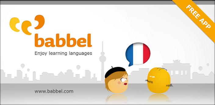 Imparare il francese: Babbel