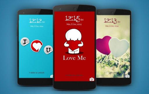 Love LockScreen