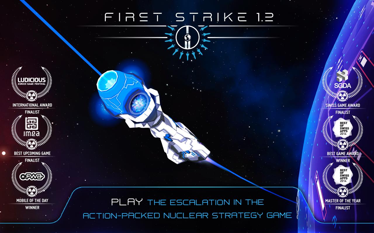 First Strike 1.2- screenshot