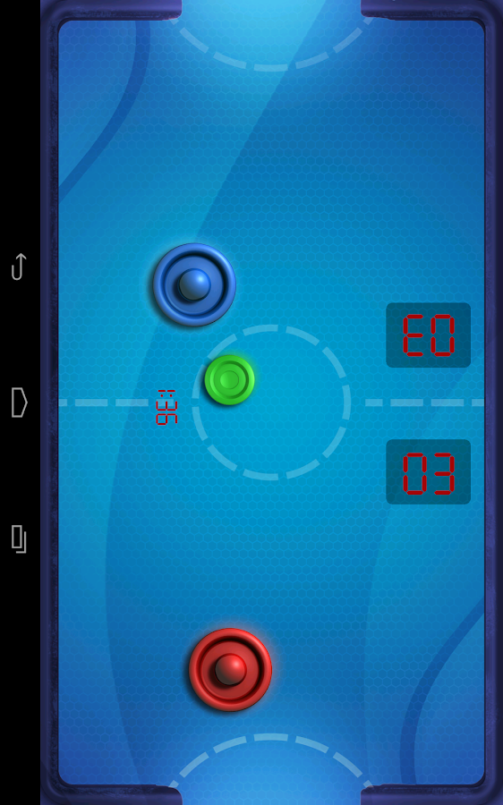 Air Hockey Loco- screenshot