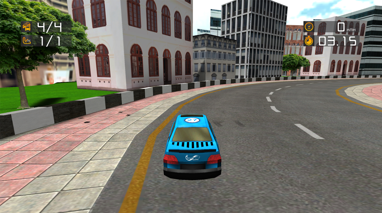 Sri Lanka's Colombo Racer- screenshot