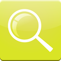 Yellow Search for Google™ icon