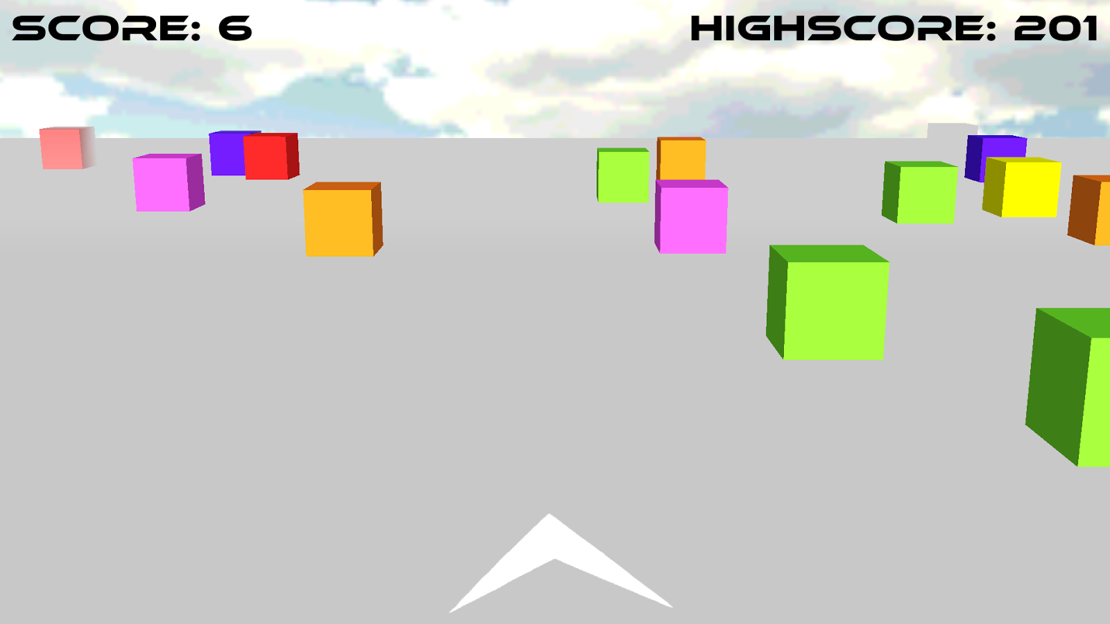 Cube Runner (No Ads)- screenshot