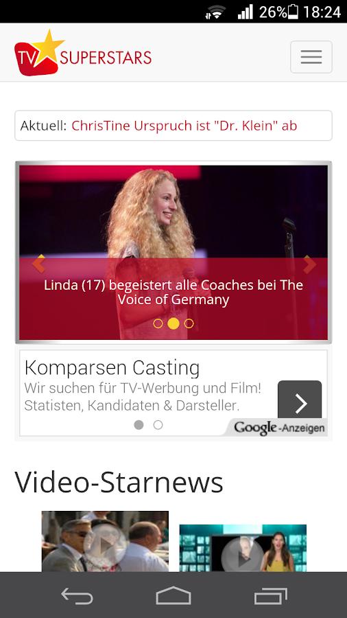 TV Superstars - Izinhlelo ze-Android ku-Google Play
