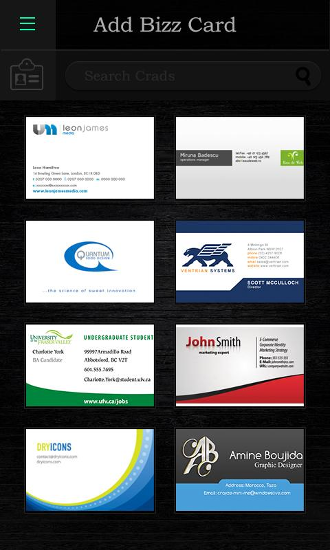 Business Card TTechies Android Apps on Google Play