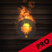 Droid on Fire LWP Pro