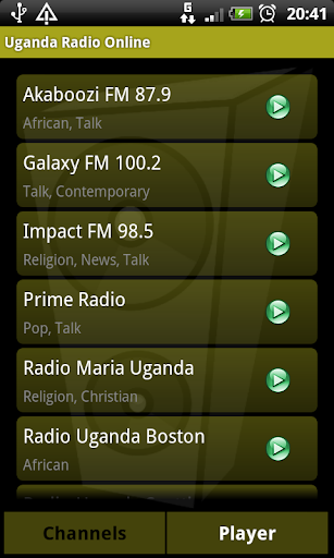 Uganda Radio Online
