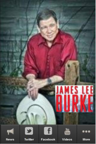 James Lee Burke - screenshot