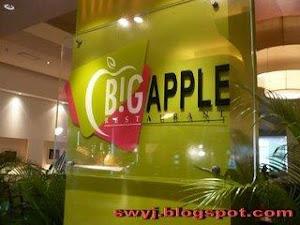 Enjoyable Big Apple Restaurant Berjaya Times Square Malaysia Food Interior Design Ideas Ghosoteloinfo