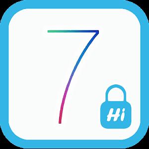 HI LockScreen (iOS 7,Parallax)