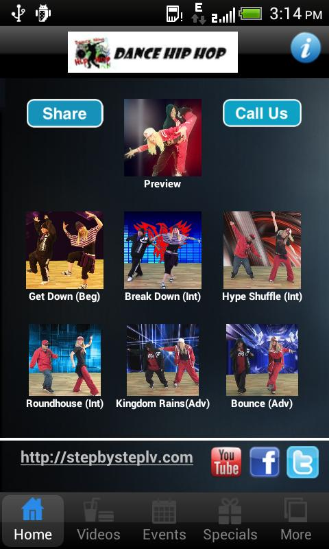 Dance Hip Hop - screenshot