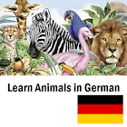 Learn Animals in German icon