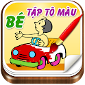 BE TAP TO MAU (KIDS PAINTER) icon